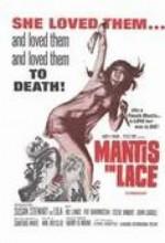 Mantis In Lace (1968) afişi
