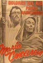 María Candelaria (1944) afişi