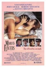 Maria'nın Aşıkları (1984) afişi