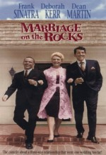 Marriage On The Rocks (1965) afişi