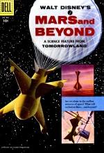 Mars And Beyond (2000) afişi