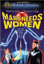 Mars Needs Women (1967) afişi