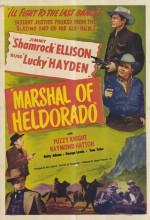 Marshal Of Heldorado (1950) afişi