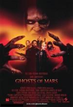 Mars'taki Hayaletler (2001) afişi