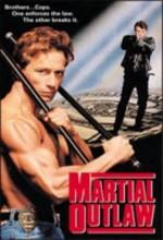 Martial Outlaw (1993) afişi