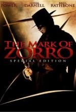 Maskeli Kahraman Zorro (ı) (1940) afişi
