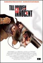 Masumiyeti Kanıtlanıncaya Kadar (2000) afişi
