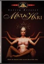 Mata Hari (ı) (1985) afişi
