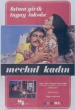 Meçhul Kadın (1970) afişi