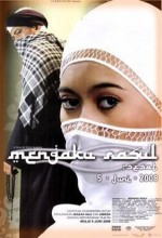 Mengaku Rasul (2008) afişi