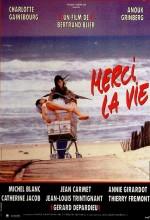 Merci La Vie (1991) afişi