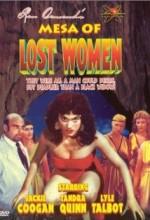 Mesa Of Lost Women (1953) afişi