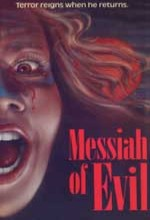 Messiah Of Evil (1973) afişi