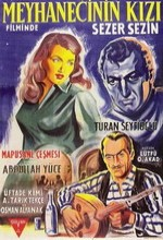 Meyhanecinin Kızı (1958) afişi