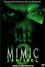 Mimic 3: Sentinel (2005) afişi