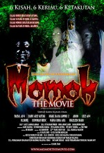 Momok: The Movie (2009) afişi
