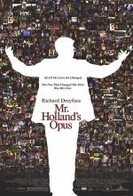 Mr. Holland's Opus (1995) afişi