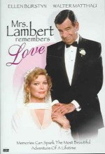 Mrs. Lambert Remembers Love (1991) afişi