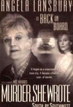 Murder, She Wrote: South By Southwest (1997) afişi