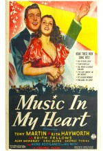 Music In My Heart (1940) afişi