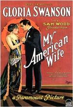My American Wife (ı) (1922) afişi