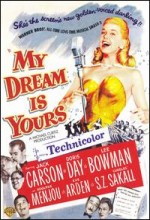 My Dream ıs Yours (1949) afişi