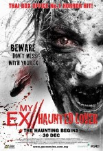 My Ex Haunted Lover (2010) afişi