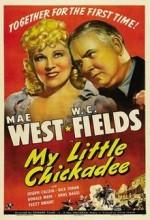 My Little Chickadee (1940) afişi