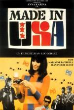Made in U.S.A. (1966) afişi