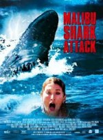 Malibu Shark Attack (2009) afişi