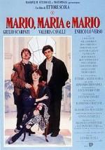 Mario, Maria E Mario (1993) afişi