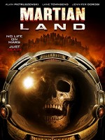 Martian Land (2015) afişi