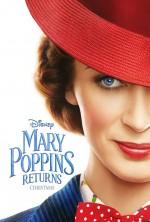 Mary Poppins Dönüyor (2018) afişi