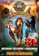Max Maceraları: Dinoterra (2013) afişi