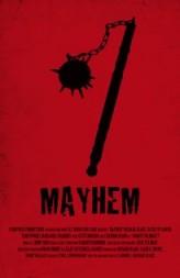 Mayhem (2012) afişi