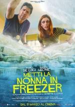 Metti la nonna in freezer (2018) afişi