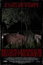 Midsummer Nightmares (2011) afişi