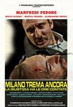 Milano Trema Ancora: la giustizia ha le ore contate (2015) afişi