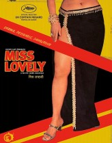 Miss Lovely (2012) afişi