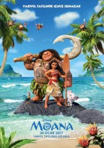 Moana (2016) afişi