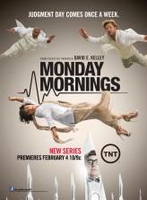 Monday Mornings Sezon 1 (2013) afişi