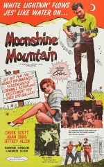 Moonshine Mountain (1964) afişi