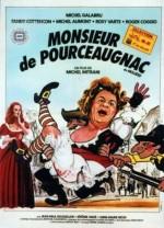 Mösyö De Pourceaugnac (1985) afişi