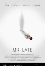 Mr. Late (2011) afişi