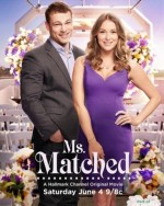 Ms. Matched (2016) afişi