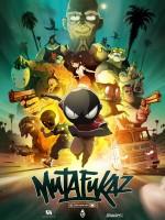 Mutafukaz (2017) afişi