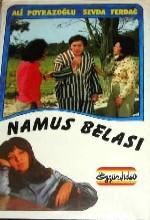Namus Belası (1976) afişi