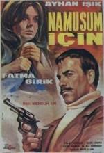 Namusum İçin (1965) afişi