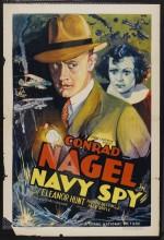 Navy Spy (1937) afişi