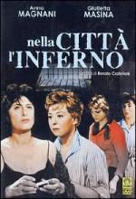 Nella Città L'inferno (1959) afişi